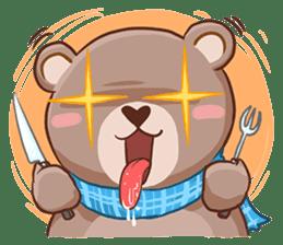Brownie & Boyfriend sticker #2168448