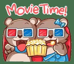 Brownie & Boyfriend sticker #2168449