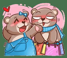 Brownie & Boyfriend sticker #2168451