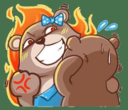 Brownie & Boyfriend sticker #2168454