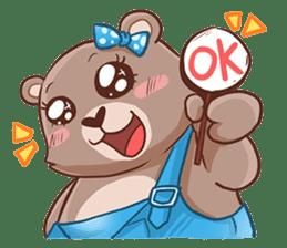 Brownie & Boyfriend sticker #2168456
