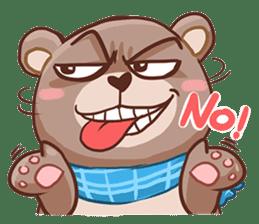 Brownie & Boyfriend sticker #2168457