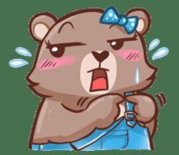 Brownie & Boyfriend sticker #2168458