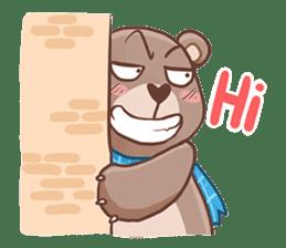 Brownie & Boyfriend sticker #2168459