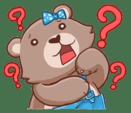 Brownie & Boyfriend sticker #2168460
