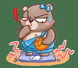 Brownie & Boyfriend sticker #2168465
