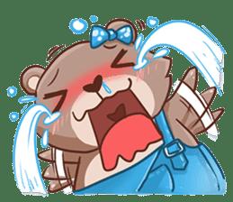 Brownie & Boyfriend sticker #2168466