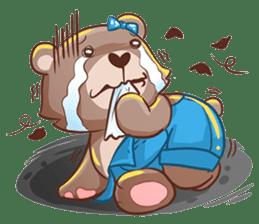 Brownie & Boyfriend sticker #2168467