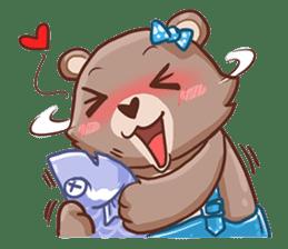 Brownie & Boyfriend sticker #2168468