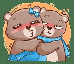 Brownie & Boyfriend sticker #2168469