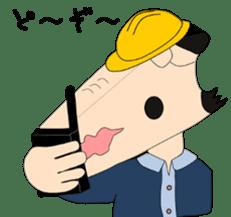 Mr WANIGUCHI Japanese Version sticker #2169316