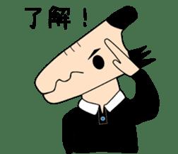 Mr WANIGUCHI Japanese Version sticker #2169317