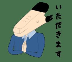 Mr WANIGUCHI Japanese Version sticker #2169326