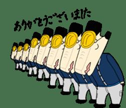 Mr WANIGUCHI Japanese Version sticker #2169327