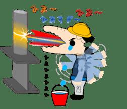Mr WANIGUCHI Japanese Version sticker #2169328