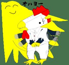 Mr WANIGUCHI Japanese Version sticker #2169331