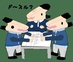 Mr WANIGUCHI Japanese Version sticker #2169333