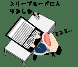 Mr WANIGUCHI Japanese Version sticker #2169350