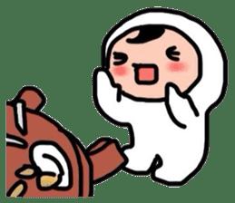 Kokota-chan sticker #2169358