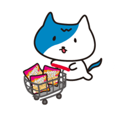 WAVENYAN -daily life sticker #2170063