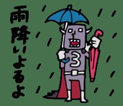 Do your best. Heroes. in Nagasaki sticker #2170088