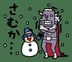 Do your best. Heroes. in Nagasaki sticker #2170090