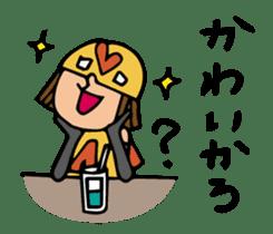 Do your best. Heroes. in Nagasaki sticker #2170104