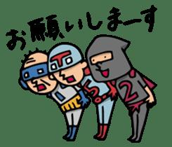 Do your best. Heroes. Episode 5 sticker #2170281