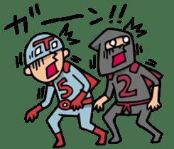 Do your best. Heroes. Episode 5 sticker #2170296