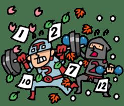 Do your best. Heroes. Episode 5 sticker #2170303