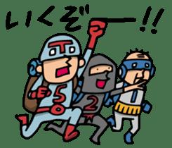 Do your best. Heroes. Episode 5 sticker #2170308