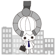สติ๊กเกอร์ไลน์ Business Rabbit & Fox