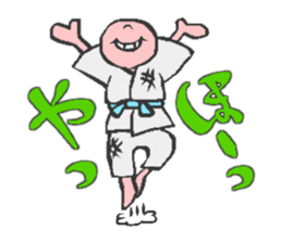 Aikido LOVE love sticker #2170915