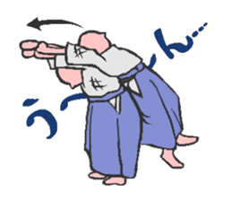 Aikido LOVE love sticker #2170938