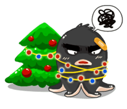 Taku Christmas Fun sticker #2171476