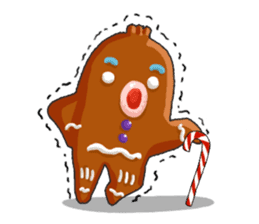 Taku Christmas Fun sticker #2171497