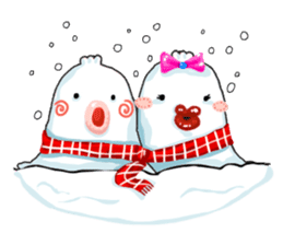 Taku Christmas Fun sticker #2171498