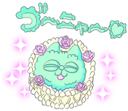 niganeko GO-NYA- sticker #2171778