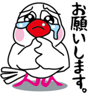 Java sparrow Bunsuka sticker #2171816