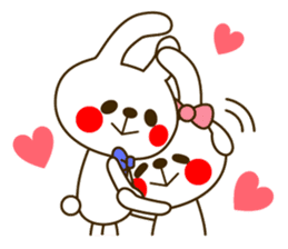 Beni-Hoppe Pair sticker #2172882