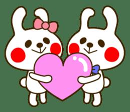 Beni-Hoppe Pair sticker #2172919