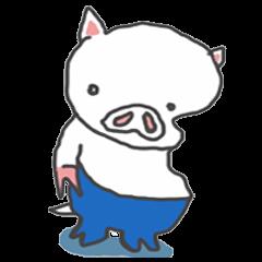 pig BUTAMA lifestyle