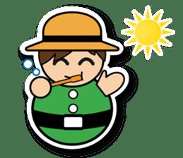 Karibukai Sticker sticker #2175920