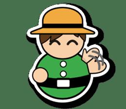 Karibukai Sticker sticker #2175922