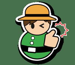 Karibukai Sticker sticker #2175923