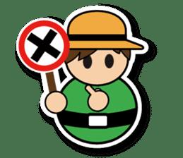 Karibukai Sticker sticker #2175927