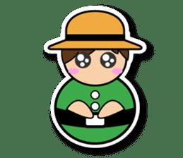 Karibukai Sticker sticker #2175928