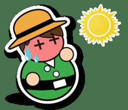 Karibukai Sticker sticker #2175931