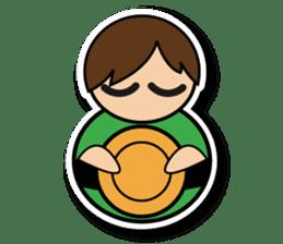 Karibukai Sticker sticker #2175933
