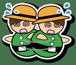 Karibukai Sticker sticker #2175938
